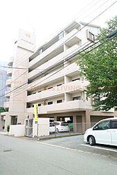 福岡県春日市桜ヶ丘4丁目の賃貸マンションの外観