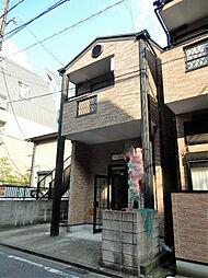 福岡県福岡市中央区清川2丁目の賃貸アパートの外観
