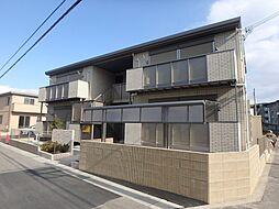 姫路市継アパート[102号室]の外観