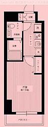 埼玉県さいたま市浦和区常盤の賃貸マンションの間取り