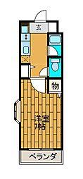 PALビル[3階]の間取り