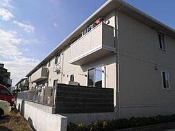 ボヌール千田 A棟[1階]の外観