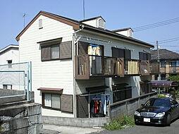 プチコート1[1階]の外観