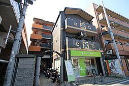 大阪府吹田市千里山西1の賃貸マンションの外観