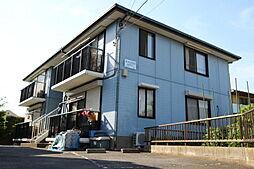 ガーデンハウス2[2階]の外観