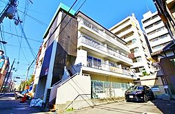 福井マンション[4階]の外観