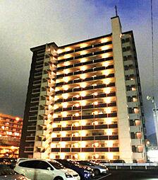 シャトレ大手町N棟[3階]の外観
