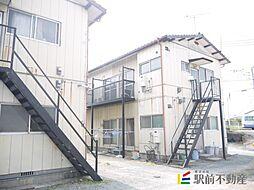 神埼アパートC[201号室]の外観