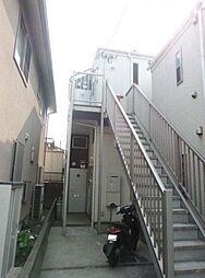 神奈川県横浜市西区西戸部町2丁目の賃貸アパートの外観