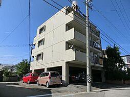愛知県稲沢市小沢3丁目の賃貸マンションの外観