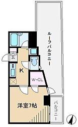 コンフォリア文京白山[5階]の間取り