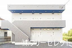 福岡県福岡市博多区諸岡5丁目の賃貸アパートの外観
