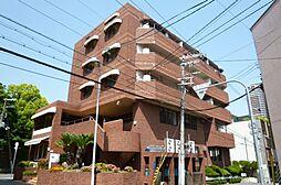 上町ロングピア[4階]の外観