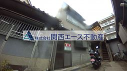 [一戸建] 大阪府大阪市東成区大今里西1丁目 の賃貸【/】の外観