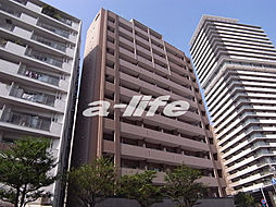 兵庫県神戸市中央区八幡通1丁目の賃貸マンションの外観