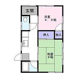 [一戸建] 埼玉県幸手市東3丁目 の賃貸【/】の間取り