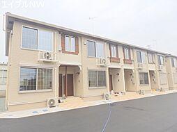 三重県松阪市松崎浦町の賃貸アパートの外観