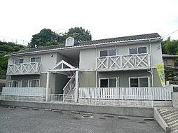 フレグランス宮郷 A棟[2階]の外観