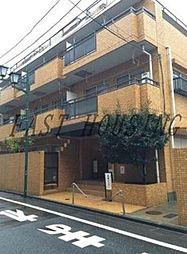 東京都渋谷区富ヶ谷2丁目の賃貸マンションの外観