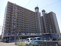 ダイアパレス成東[8階]の外観