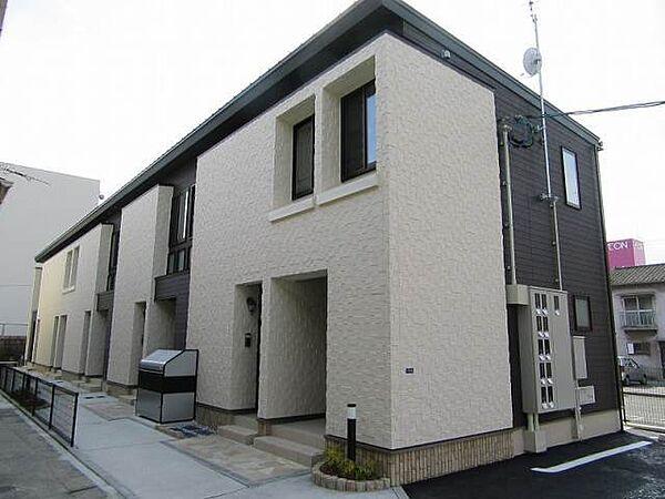 広島県呉市広大新開1丁目の賃貸アパート