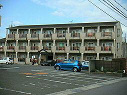 コーポ三沢[1階]の外観
