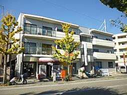 兵庫県西宮市深谷町の賃貸マンションの外観