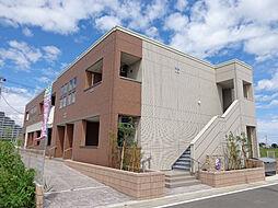 埼玉県さいたま市緑区美園5丁目の賃貸アパートの外観
