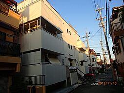 大阪府豊中市豊南町西1丁目の賃貸マンションの外観