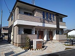 JR山陽本線 岡山駅 バス31分 三蟠郵便局下車 徒歩7分の賃貸アパート