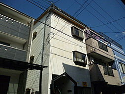 博光マンション[3階]の外観