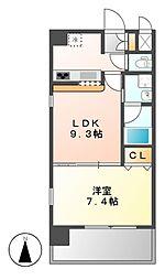 nextage sakurayama[4階]の間取り