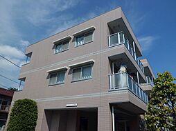 神奈川県横浜市港北区樽町1丁目の賃貸マンションの外観