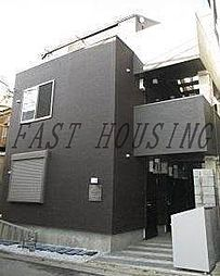 京王線 初台駅 徒歩12分の賃貸アパート