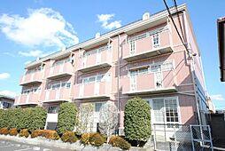 埼玉県越谷市南町3丁目の賃貸マンションの外観
