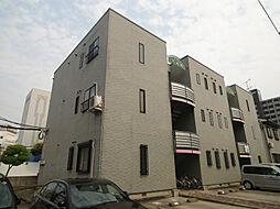 アクティブ弐番館[3階]の外観