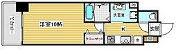 アドバンス三宮ウイングロード[5階]の間取り