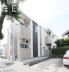 愛知県名古屋市南区呼続3丁目の賃貸アパートの外観