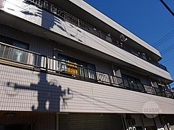 大阪府門真市野里町の賃貸マンションの外観