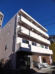 埼玉県ふじみ野市ふじみ野4丁目の賃貸マンションの外観