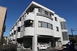 レジデンスソーカ[3階]の外観