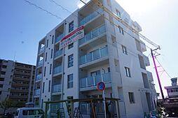パースペクティブ古賀ししぶ駅前[4階]の外観