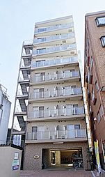 埼玉県越谷市弥生町の賃貸マンションの外観