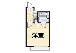メゾン・ミハラI[205号室]の間取り