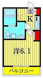 豊四季駅 4.9万円
