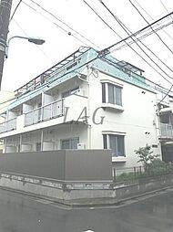 キャッスル雅[2階]の外観