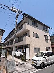 埼玉県ふじみ野市上福岡3丁目の賃貸マンションの外観