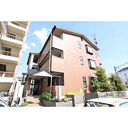 Hill Top Terada[2階]の外観