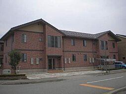 モアコート禅 B[2階]の外観
