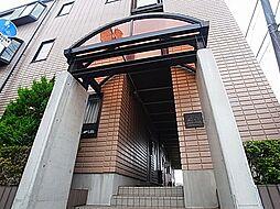 シャンスアルピネ[3階]の外観